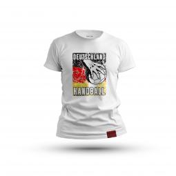 Handball Deutschland weiß