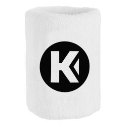 Kempa Schweissband 12cm weiß