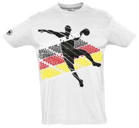 Shirt New-Wave weiß